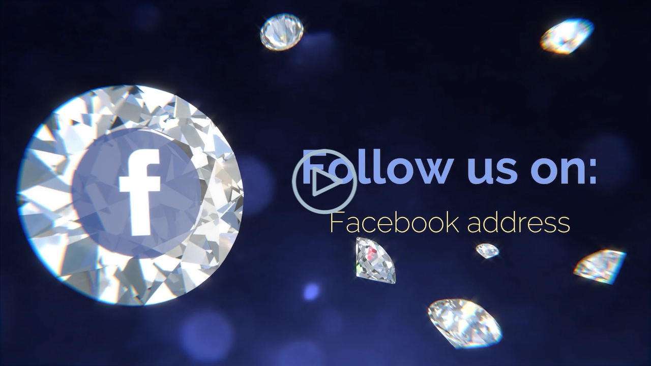 Diamond and Facebook